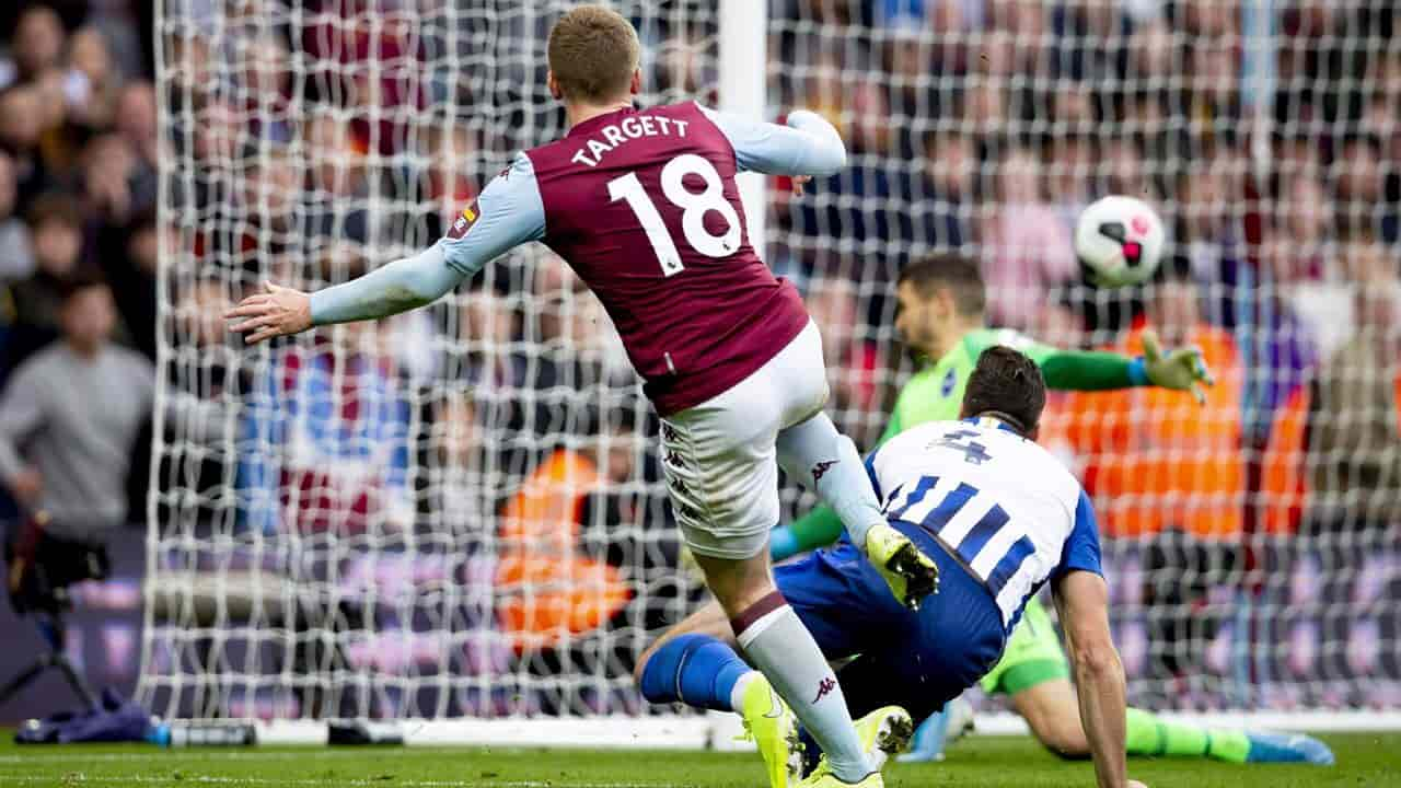 Aston villa vs brighton