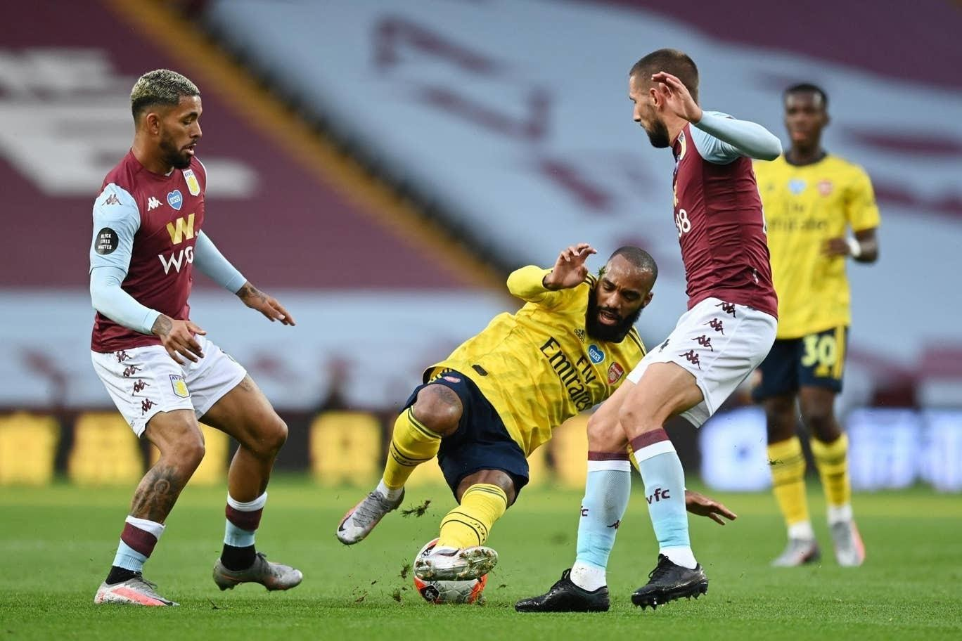 Aston Villa vs Aston Villa