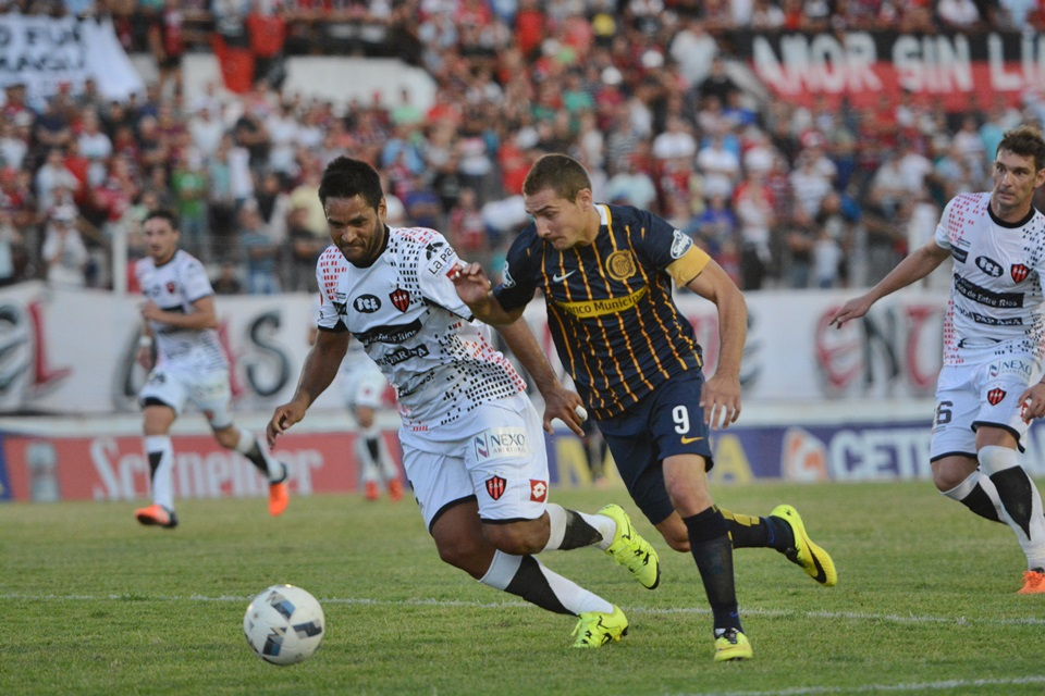 Rosario Central vs patronato