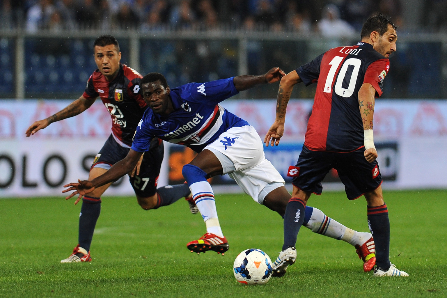 sampdoria vs crotone