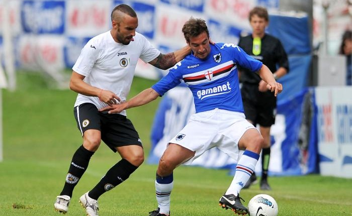 Spezia vs sampdoria