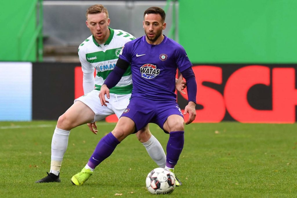 House greuther furth vs erzgebirge