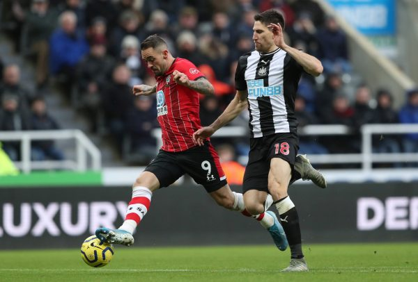 Pasar dealer Newcastle vs Southampton